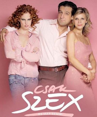 Csak szex és... csinos szép fiatal lányt támogatnék
