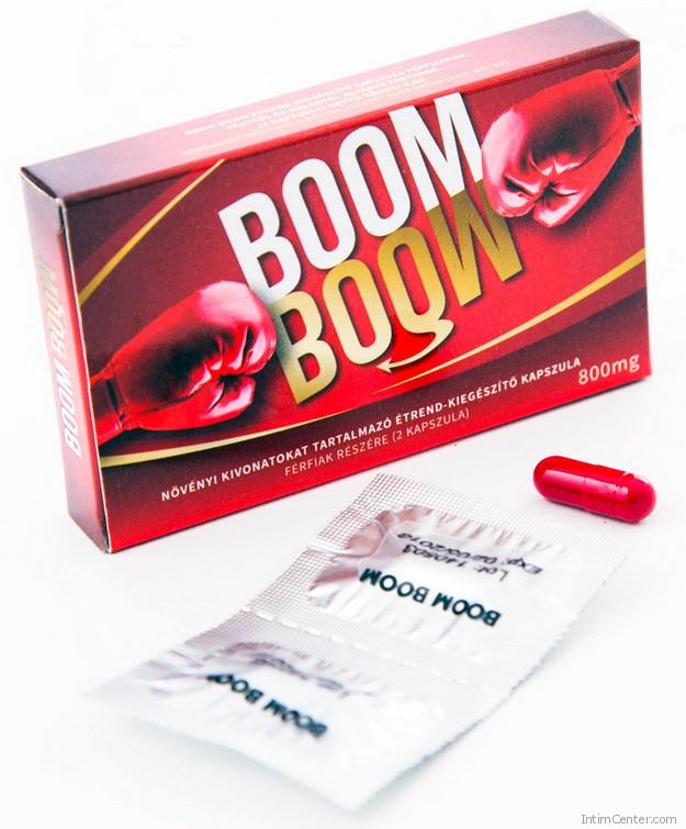 Boom Boom potencianövelő rendelés és vásárlói vélemények