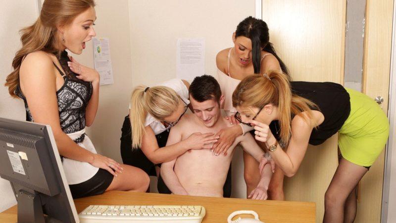 Titkárnő erotika